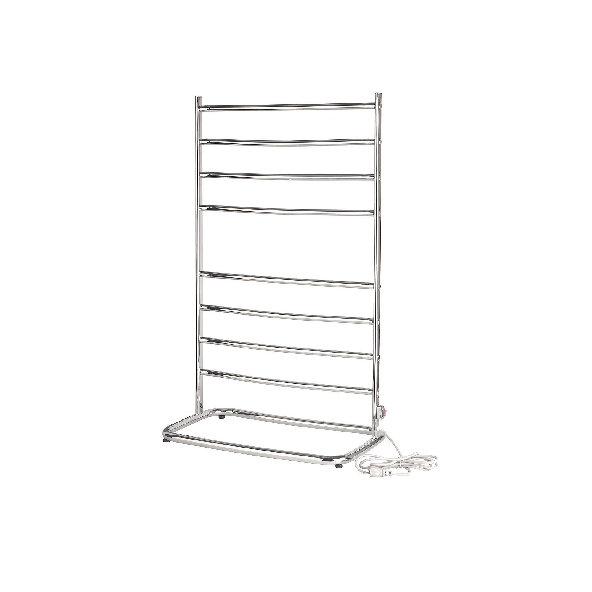 Warmrails Hyde Towel Warmer and Drying Rack Grey
