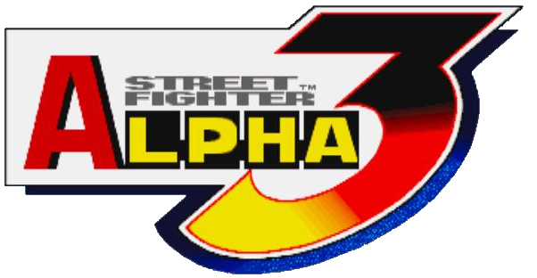 street fighter alpha 3 logo - Google Search | Logos | Street
