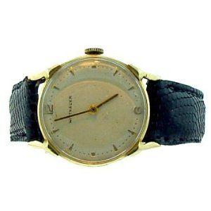 Vintage wittnauer 14k gold mens wrist watch watches pinterest vintage wittnauer 14k gold mens wrist watch sciox Choice Image