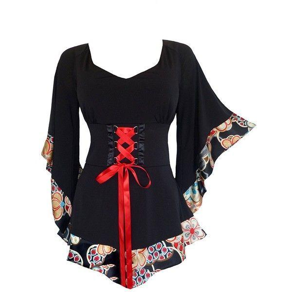 6c894b673b Dare To Wear Victorian Gothic Boho Women s Plus Size Treasure Corset... ( 63