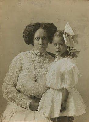 antique mother