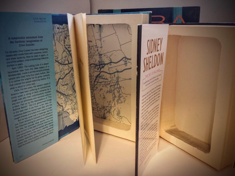 Hollow Book Safe Secret Storage Book - Secret Book - Made To Order Handmade Secret Book Safe w \ hidden storage compartment (Diversion Safe) by DIYMike on Etsy https://www.etsy.com/listing/241191244/hollow-book-safe-secret-storage-book