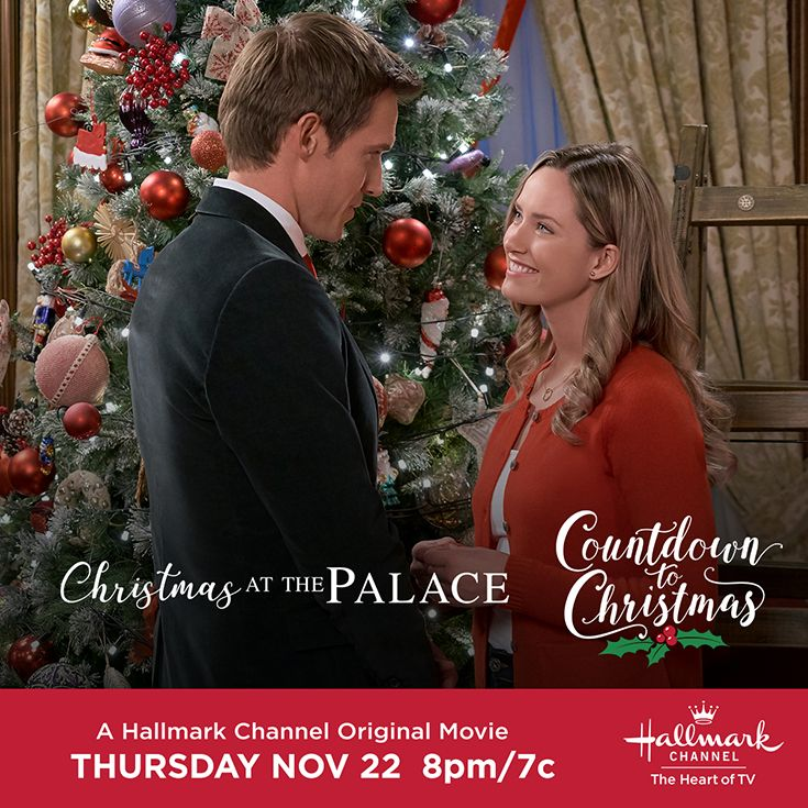 """Hallmark Channel's """"Christmas at the Palace"""" new movie love this one 