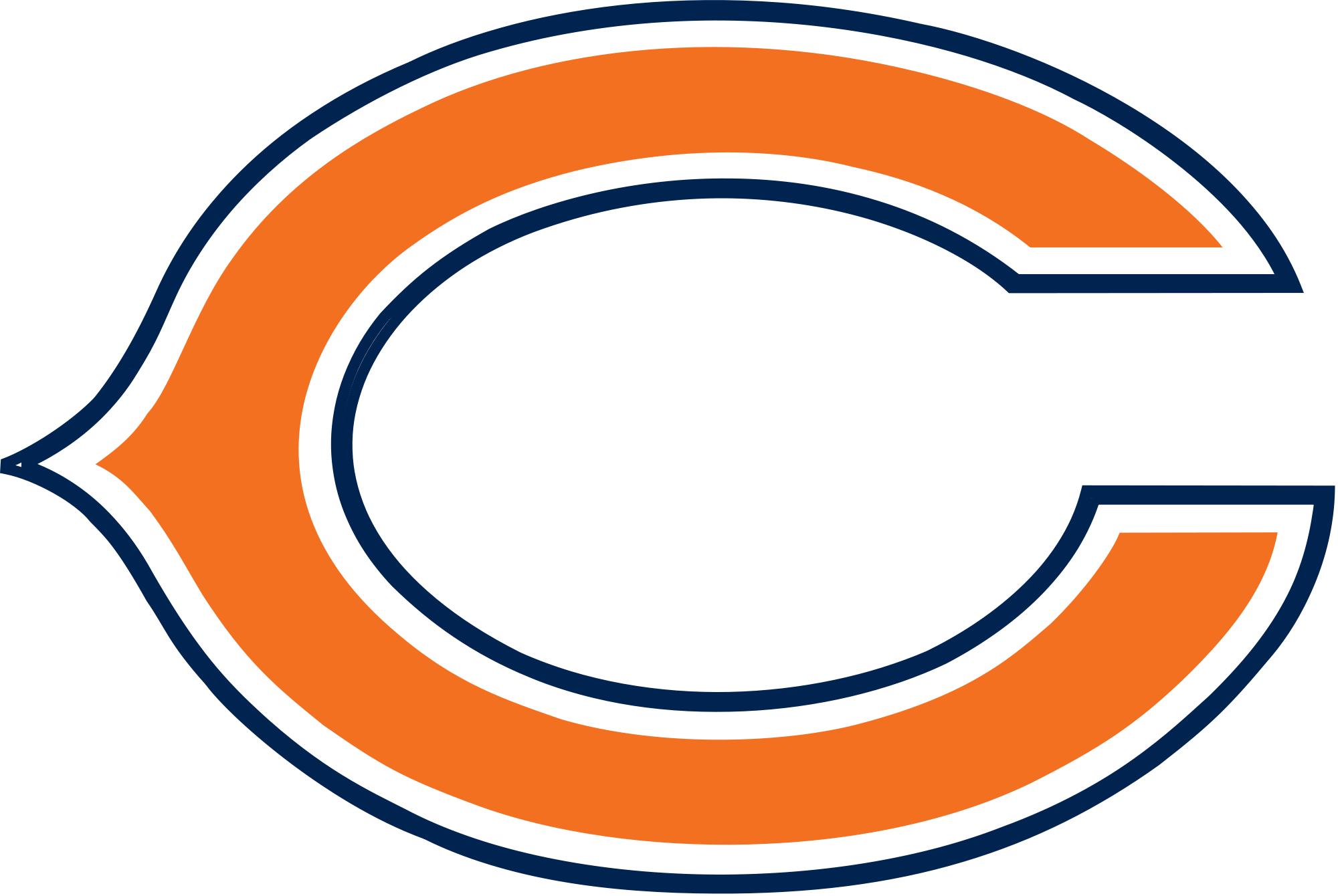 Chicago Bears Logo Clipart Best Chicago Bears Logo Nfl Logo Chicago Bears Football