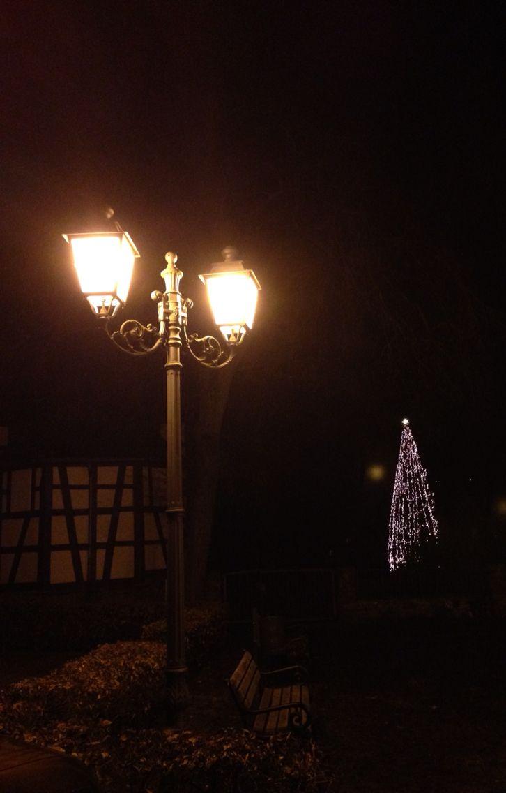 Daisbach by Night