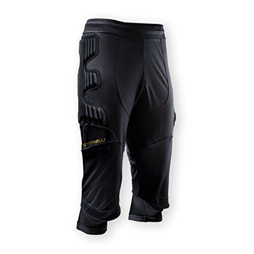 Storelli Sports BodyShield Ultimate Protection 3/4 GK Pants, Small