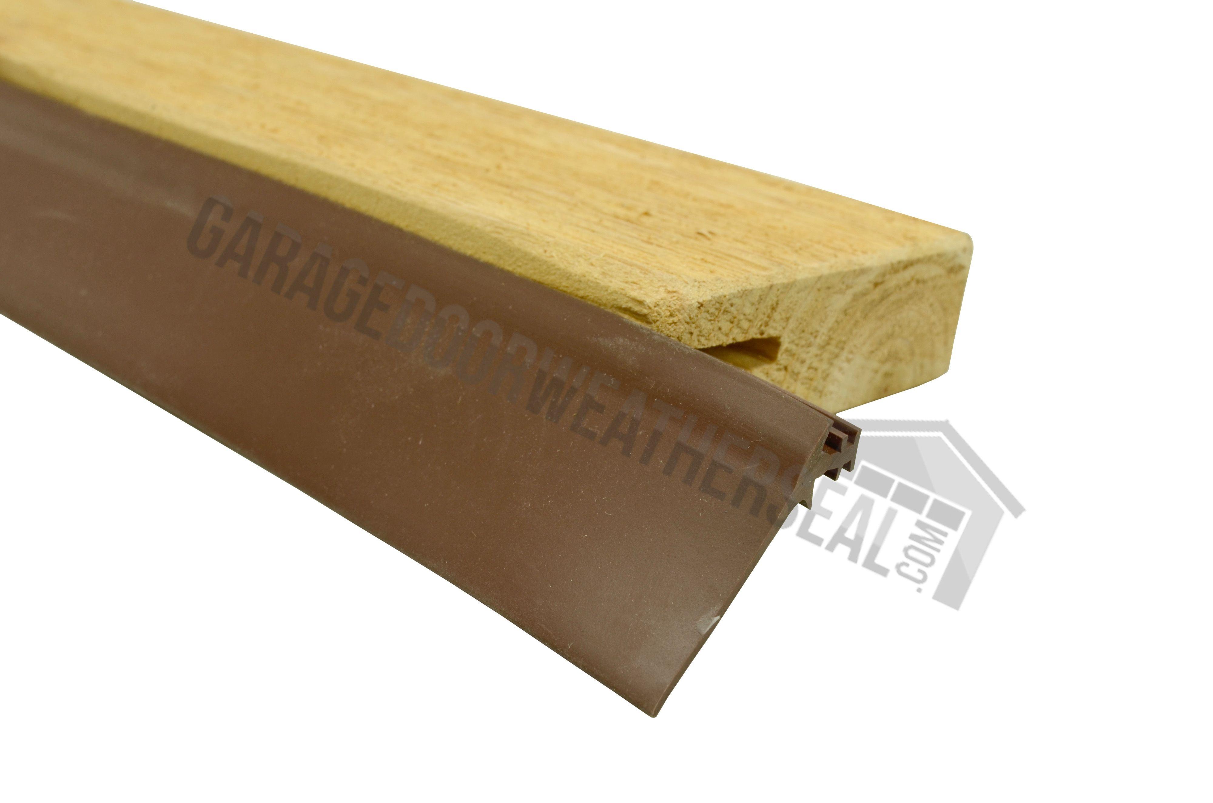 Wood Garage Door Jamb Seal Httpvoteno123 Pinterest Door
