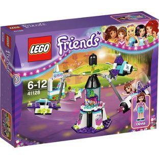 Buy Lego Friends Amusement Park Space Ride 41128 At Argos Co Uk Visit Argos Co Uk To Shop Online For Lego Lego Friends Lego Friends Sets Amusement Park