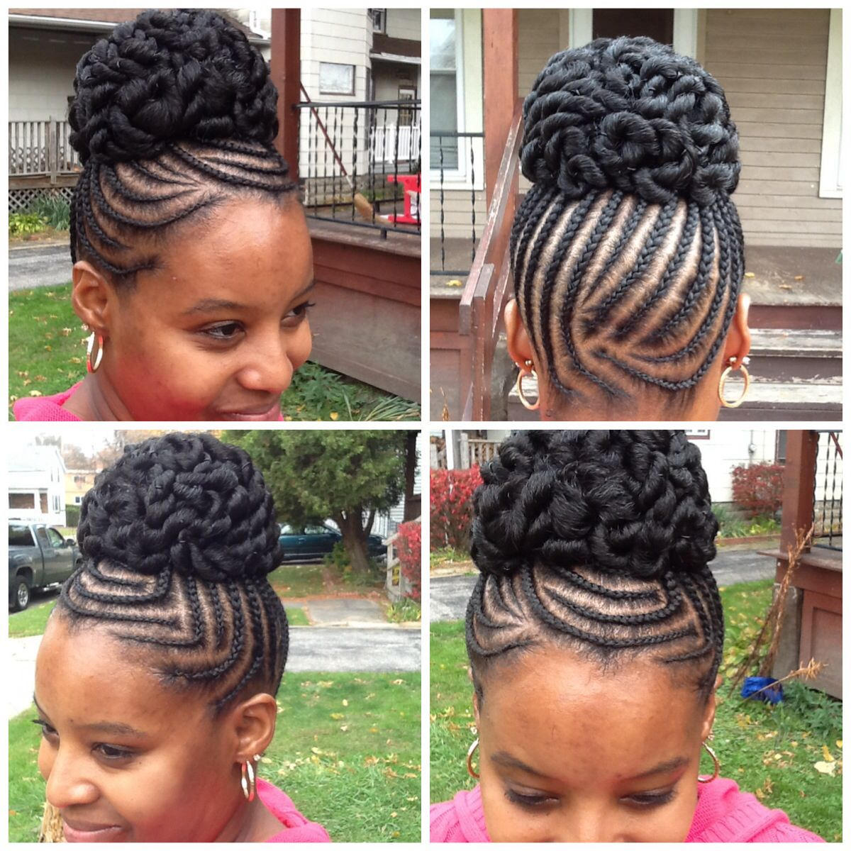 braiding styles for hair twist and bun hairstyles fade haircut 3089