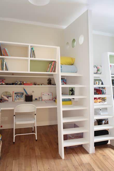 Chambre d\u0027enfant images, idées et décoration Kids rooms, Bedrooms