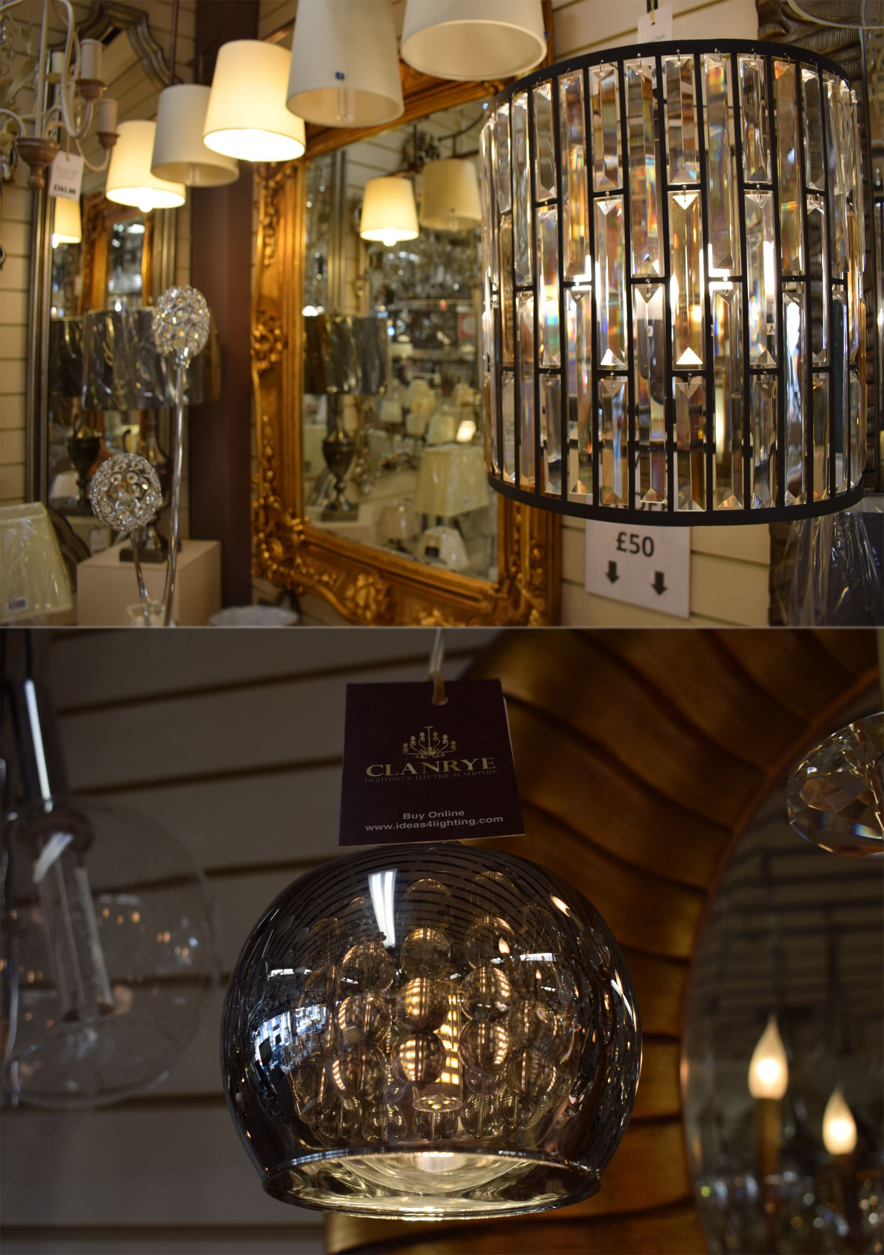 We cover a wide range of products from lighting, art work and ...