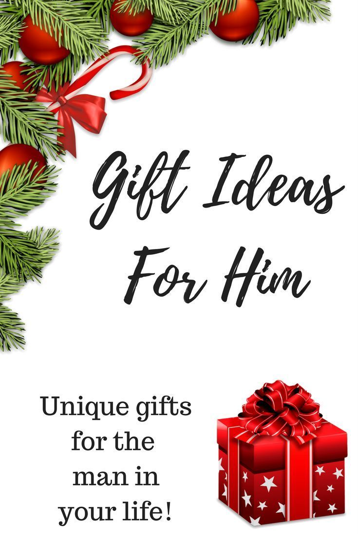 Gift Ideas For The Man Who Has Everything Holiday gifts