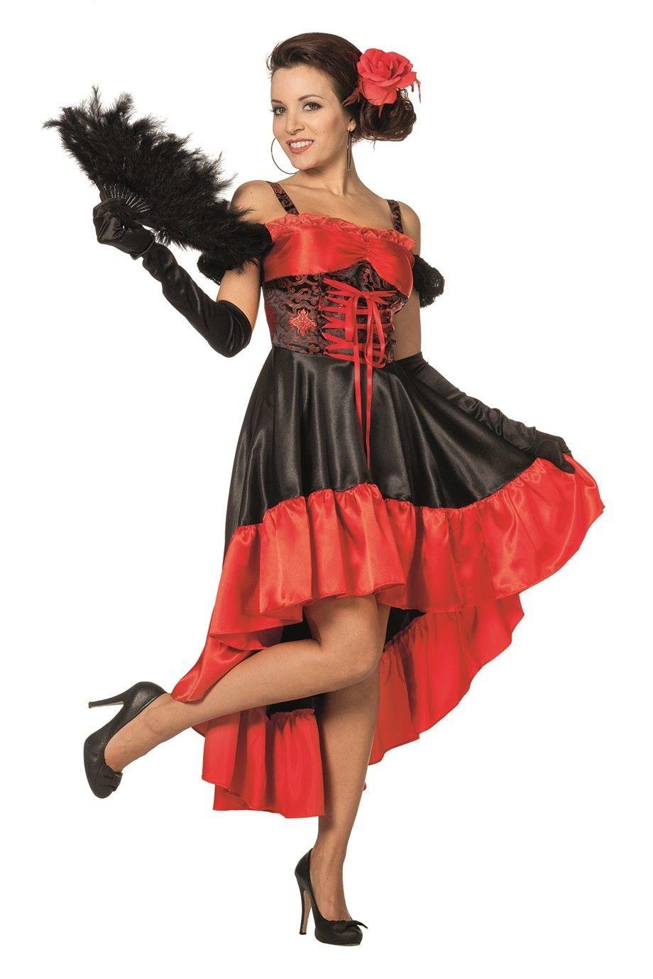 Bekijk deze Can Can jurk op de website!