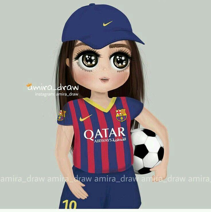 Girly Football Soccer Wallpaper
