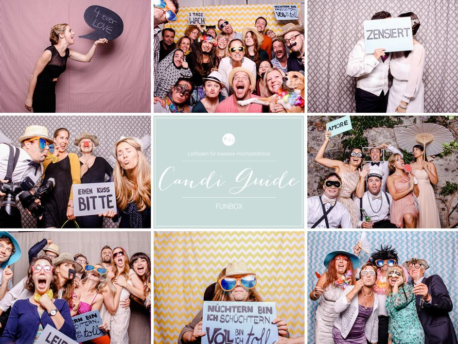 Funbox | Photobooth | CANDI GUIDE