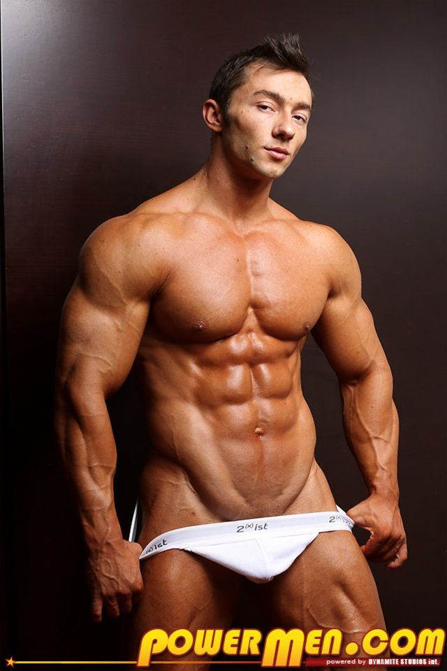 Bortone musclehunks chris