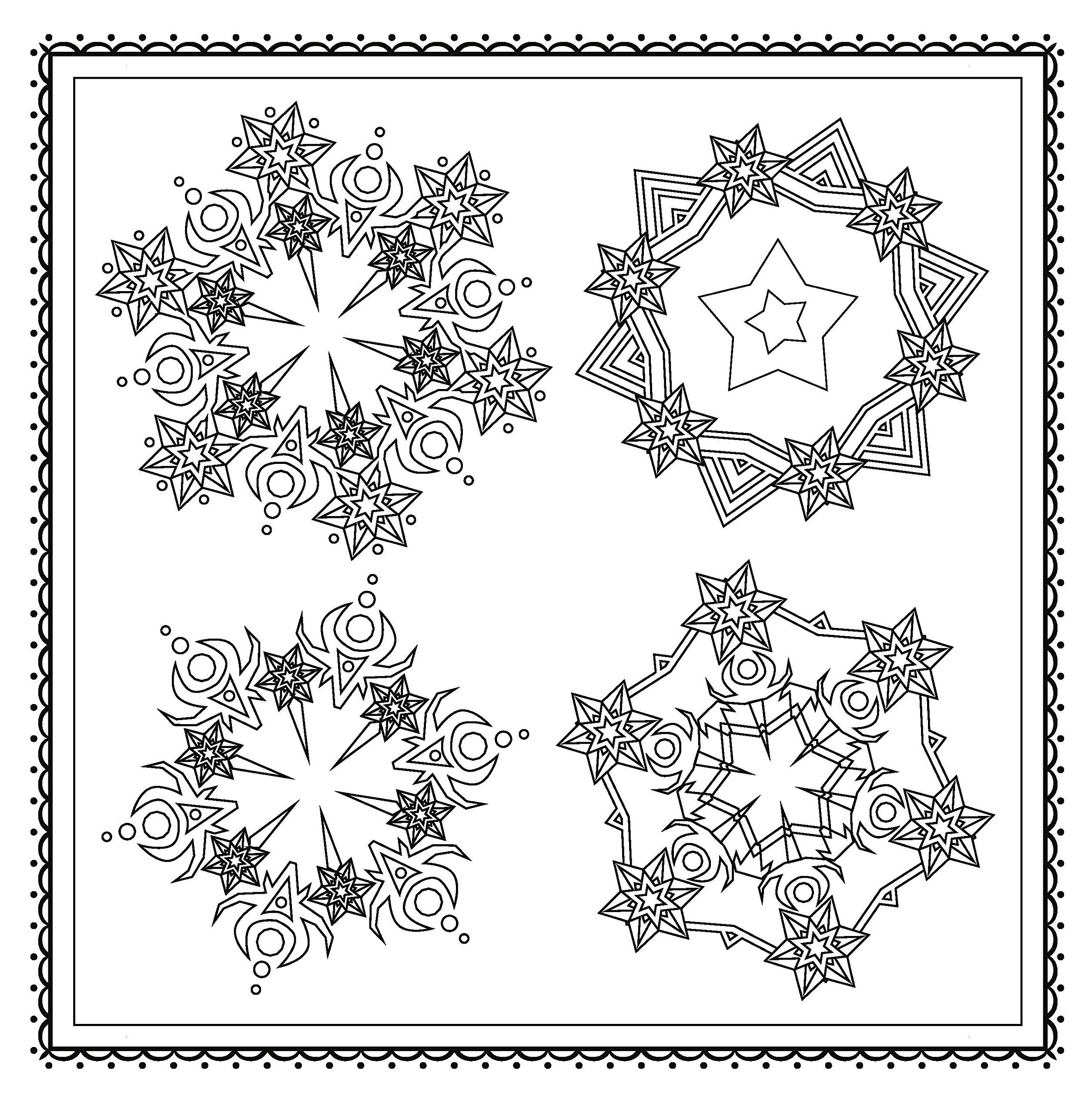Other Recommended Winter Magic Beautiful Holiday Patterns Coloring Book For Adults Color Christmas Gifts Idea Stores