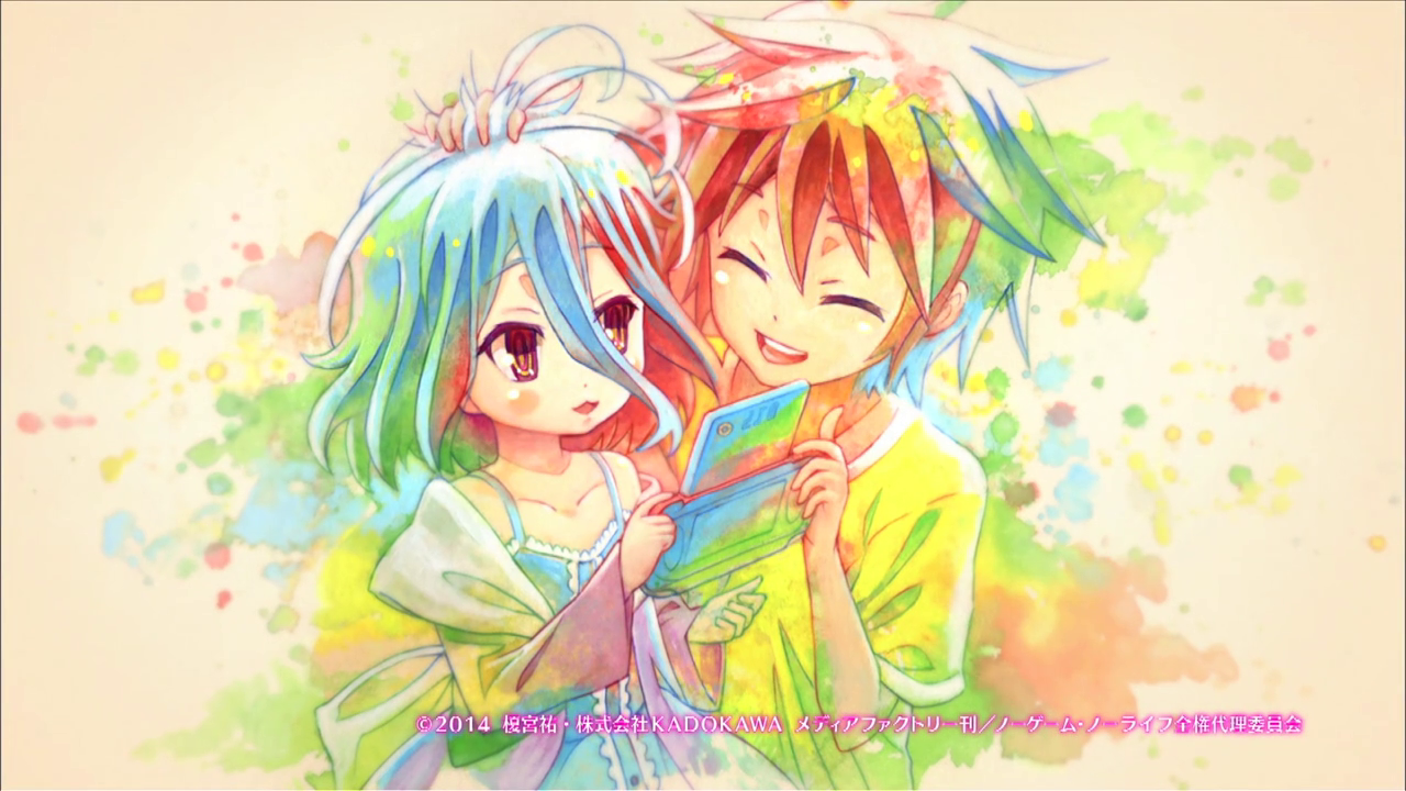 No Game No Life Buscar Con Google No Game No Life Anime Anime Art