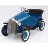 Blue Kids Ride On Steel Pedal Car