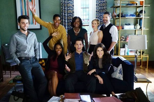 How to get away with murder renewed for season 3 cast reacts to how to get away with murder renewed for season 3 cast reacts to ccuart Images