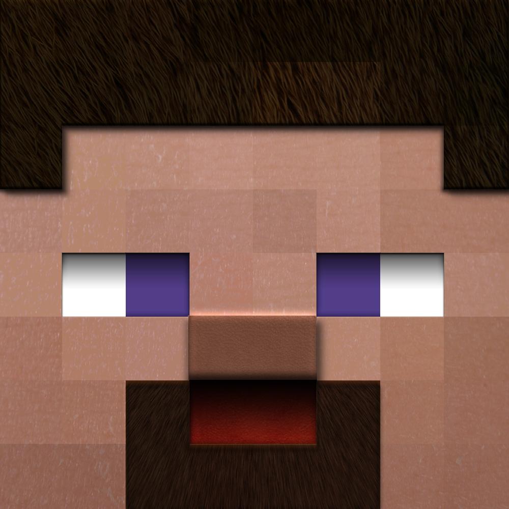 Realistic Minecraft Steve S Head By Dante231 On Deviantart