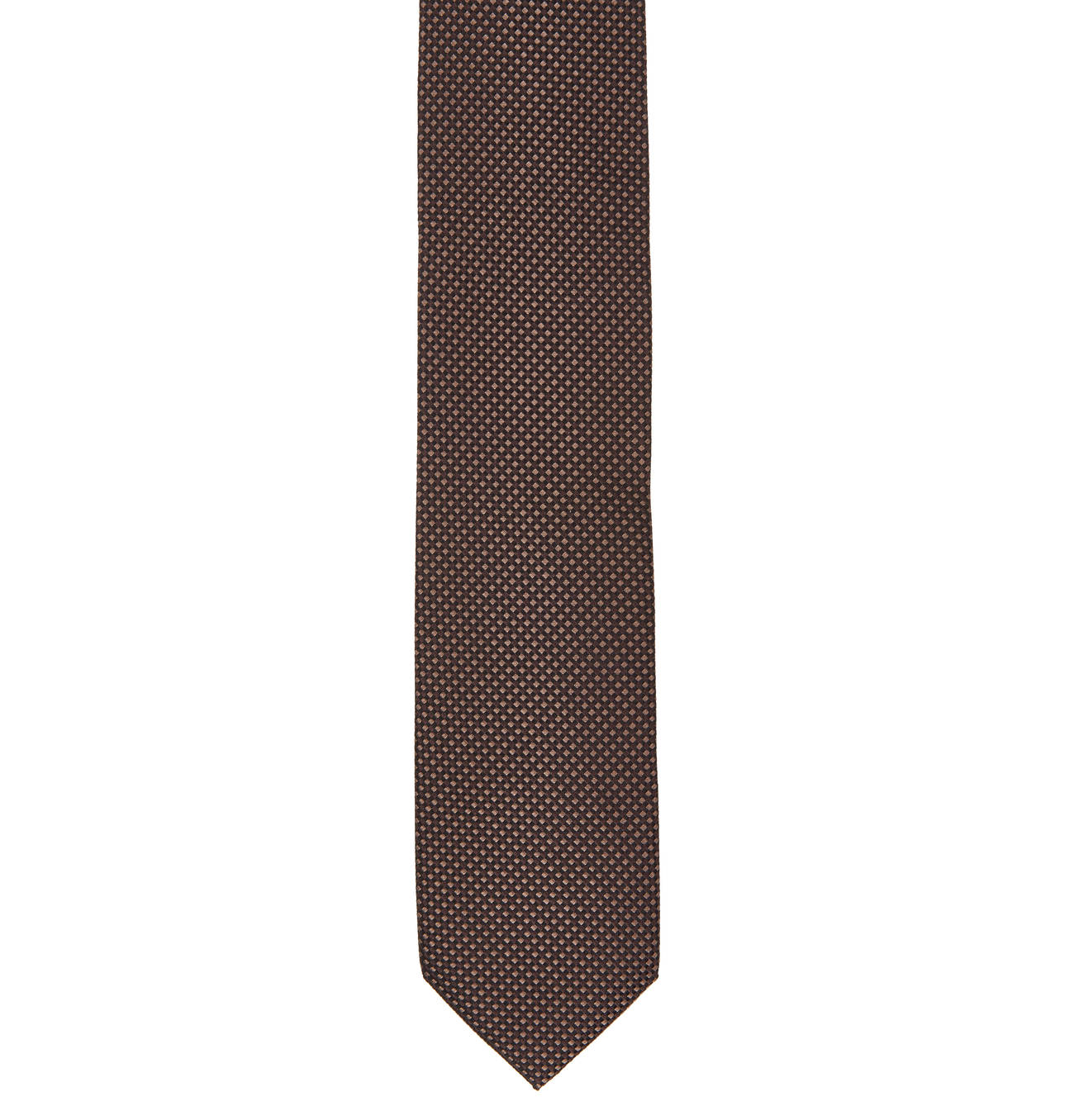 Krawatte im Rauten Muster