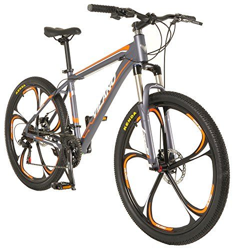 Vilano 26 Inch Frame Mountain Bike Ridge 2 0 Mtb 21 Speed Shimano