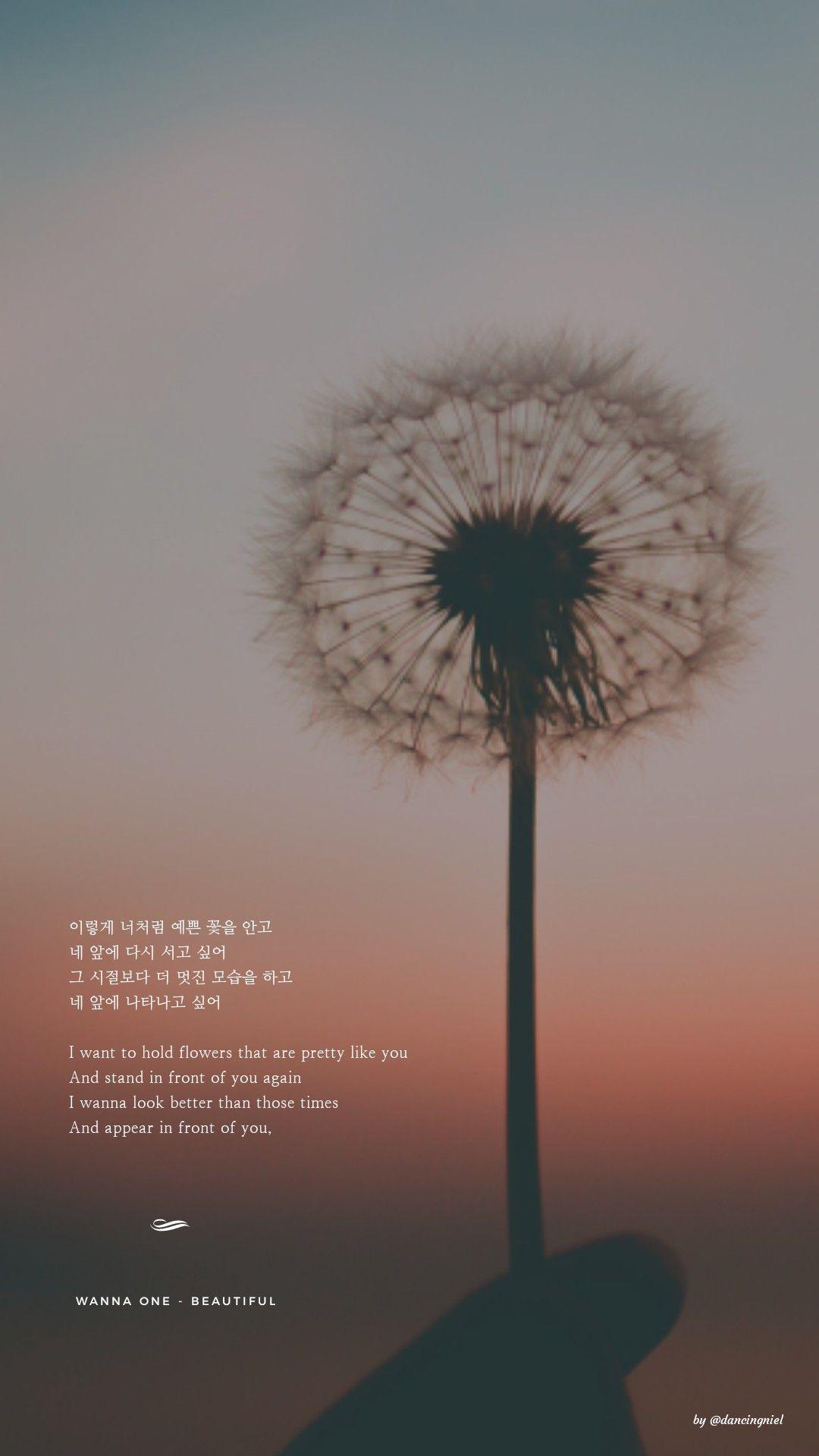 Wanna One Beautiful C Dancingniel Please Do Not Crop The Logo