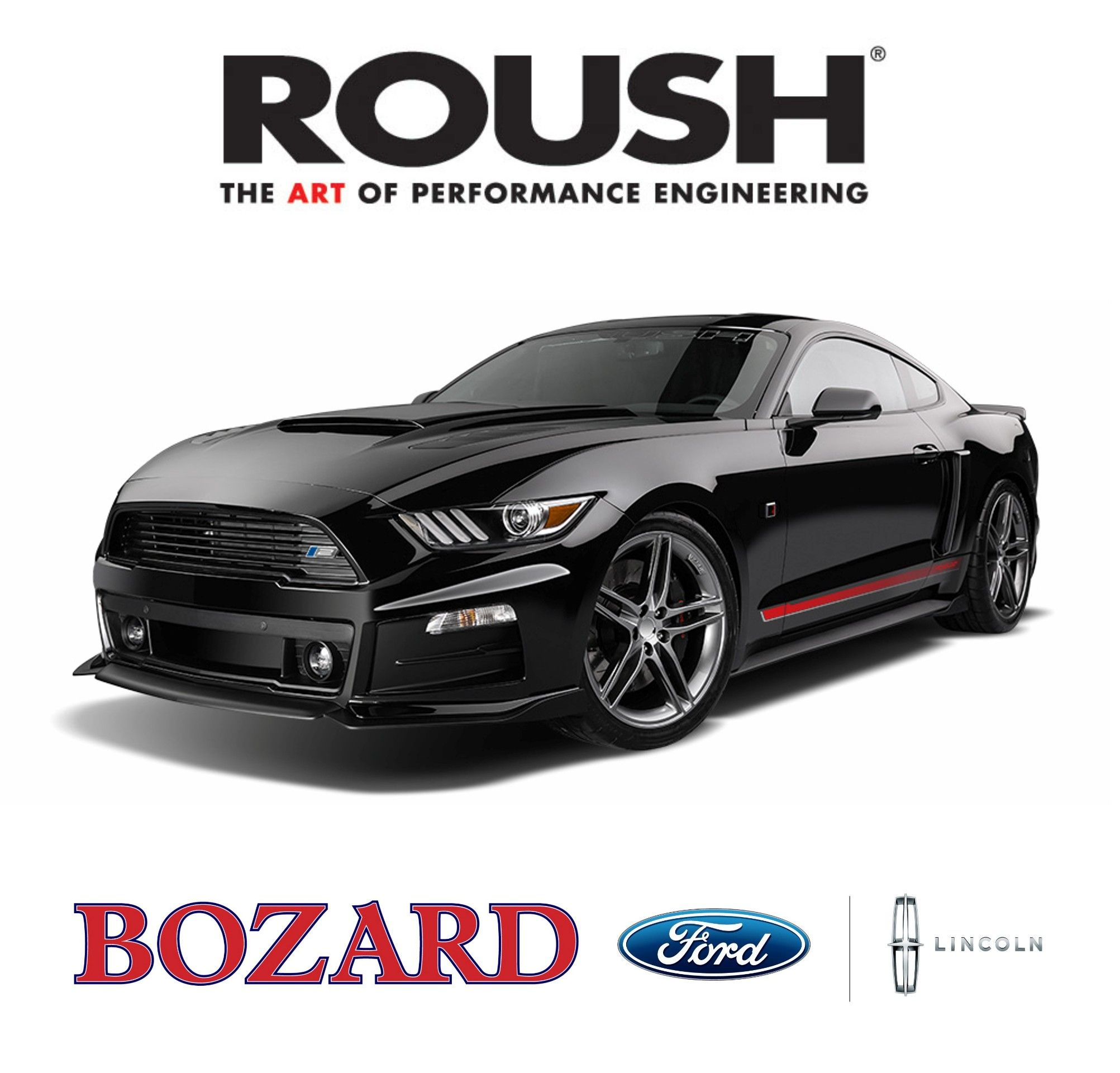 2015 Roush Mustang Http Bozardford Com New Ford Mustang Roush
