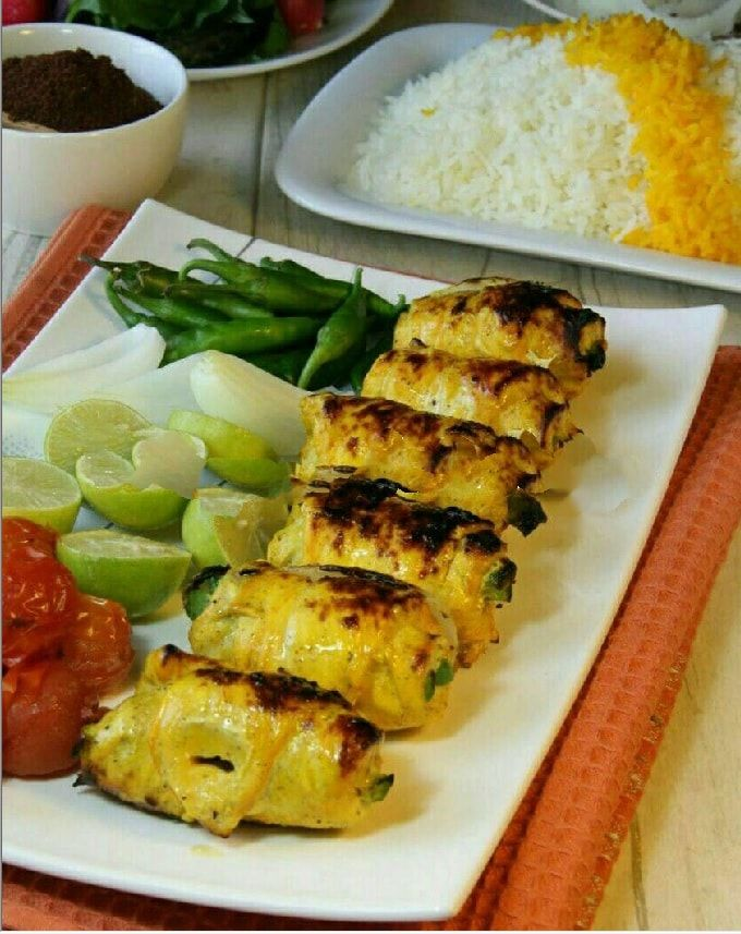 فیله کباب روسی Recipe Food Vegetable Tian Cooking