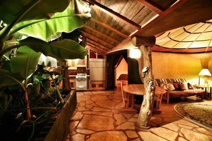 Earthship Interior | Pinned by Jason Stoll