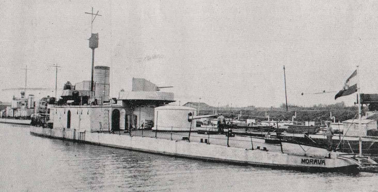Yugoslav monitor Morava Körös-...