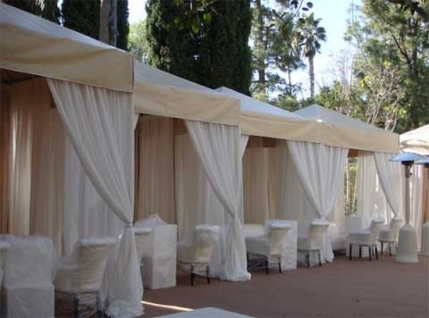 Sand Cabana Tents From Town Country