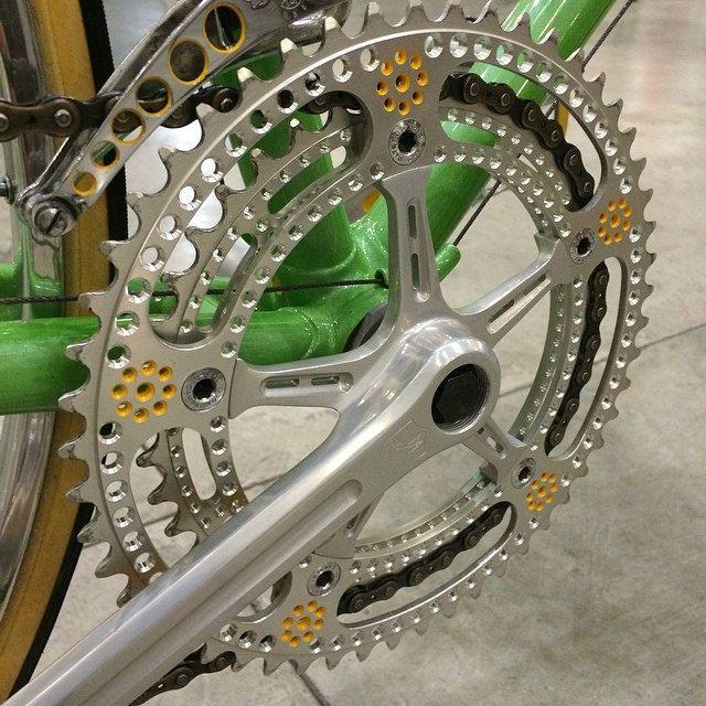 Vintage Speed Bicycles Steel Bike Classic Road Bike Bicycle Garage