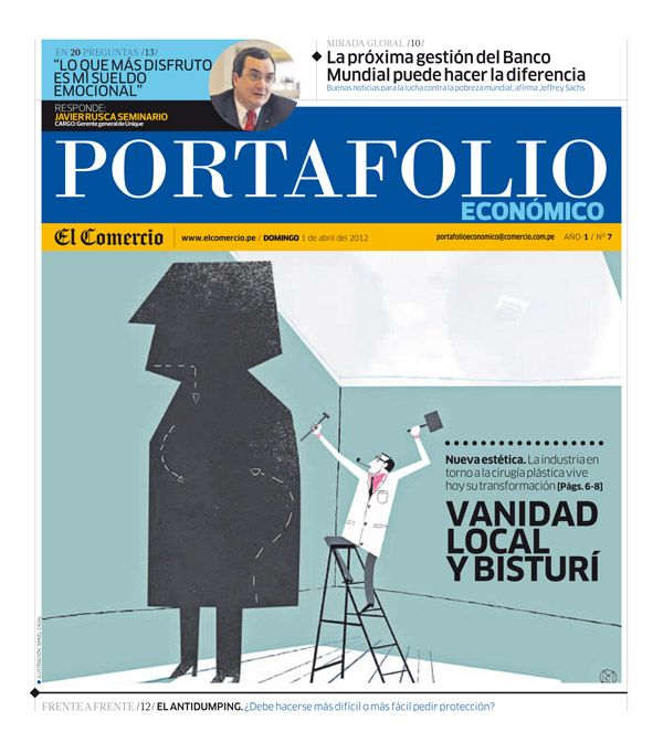 El Comercio magazine supplement