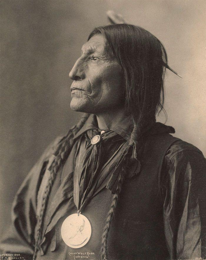 Wolf Robe- Cheyenne