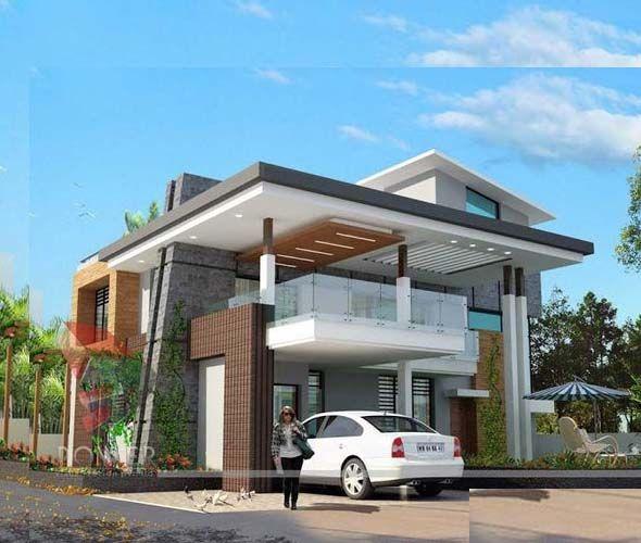 Ultra Modern Home Exteria: Ultra Modern Home Designs 2019