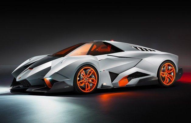 Lamborghini Unveils Egoista Concept For Selfish Supercar Owners