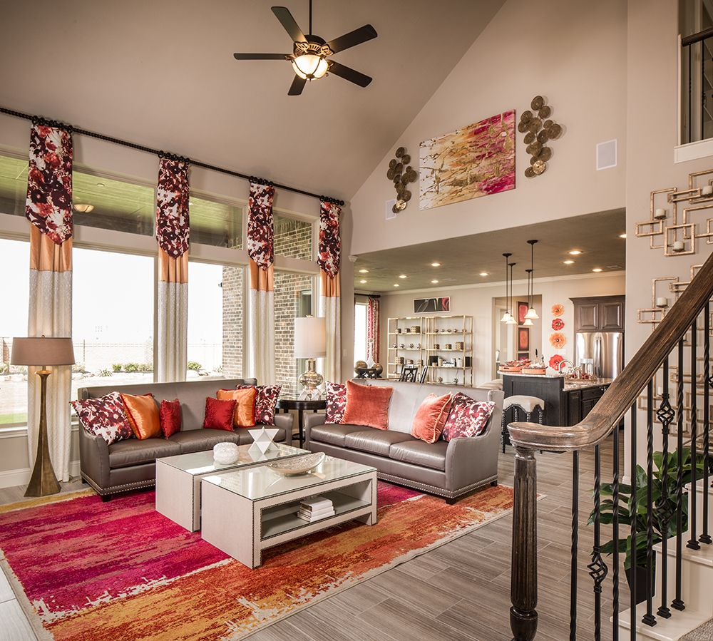 New Home Living Room Designs: Photo & Video Gallery