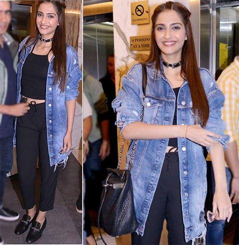 Sonam Kapoor Fashion Style