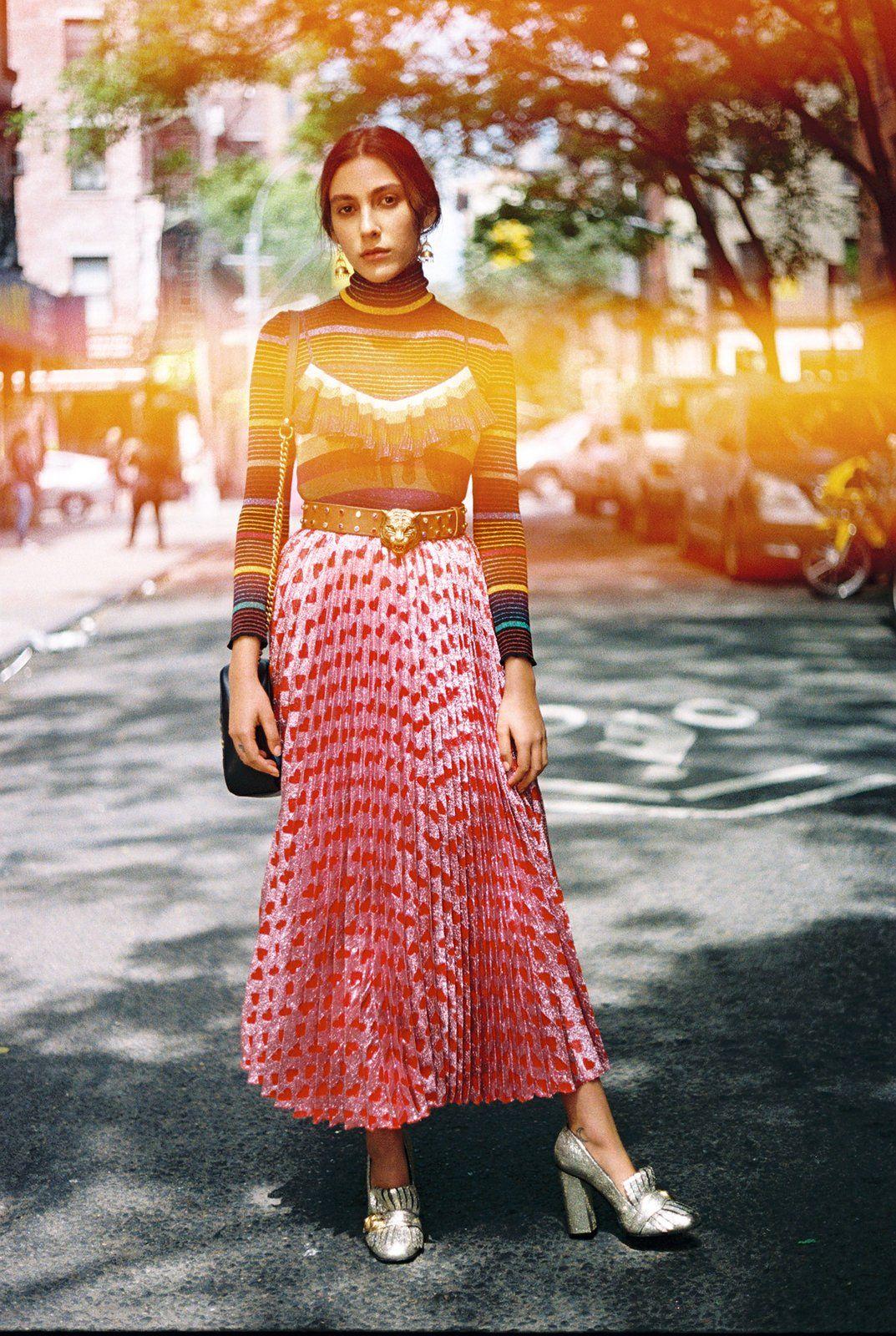 471071443106 Street Style: 100 Ways to Wear Gucci   Street Style   Fashion, Style ...