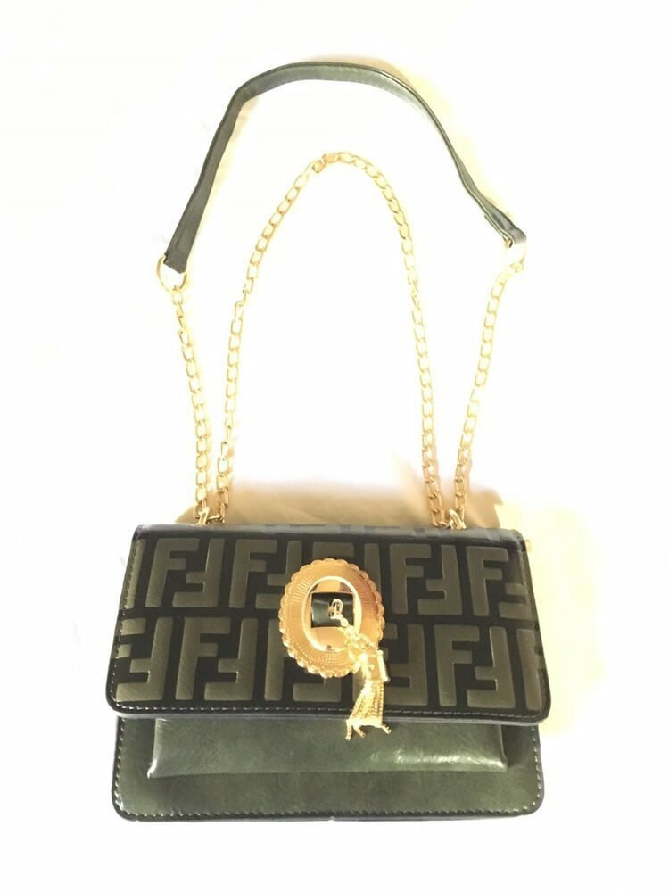 Exclusive Vintage Fendi Baguette  fashion  clothing  shoes  accessories   womensbagshandbags (ebay 2a02612043839