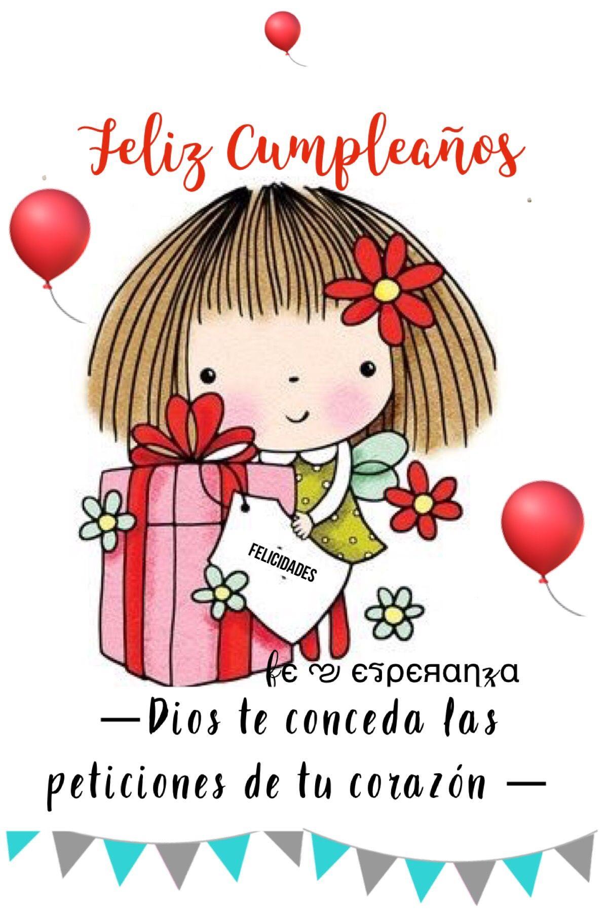 Pin De María Del Pilar Izquierdo Vázq En Feliz Cumpleaños Feliz Cumpleaños Cristiano Postales De Feliz Cumpleaños Tarjetas De Feliz Cumpleaños