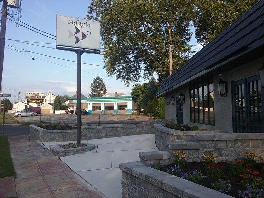 Adagio Seafood Bethlehem Pa Banquet Facilities Seafood Restaurant Restaurant