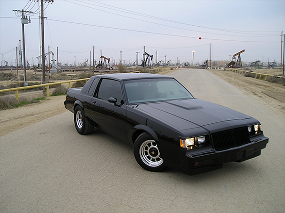 Spoolfool Productions Turbo Buick Grand National Parts Buick Grand National 1987 Buick Grand National Grand National