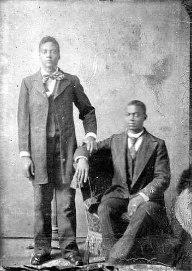 gay black men stories