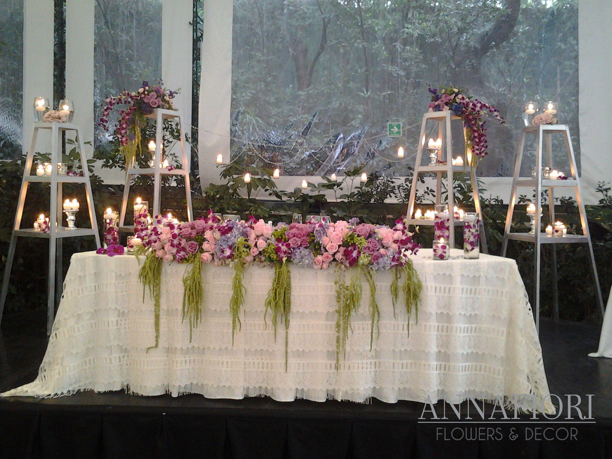 Resultado de imagen para mesa de novios decoracion for Arreglo de mesa para boda en jardin