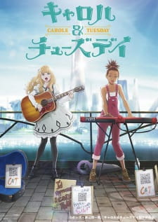 Carole & Tuesday The Best Anime Spring 2019 Essential Must