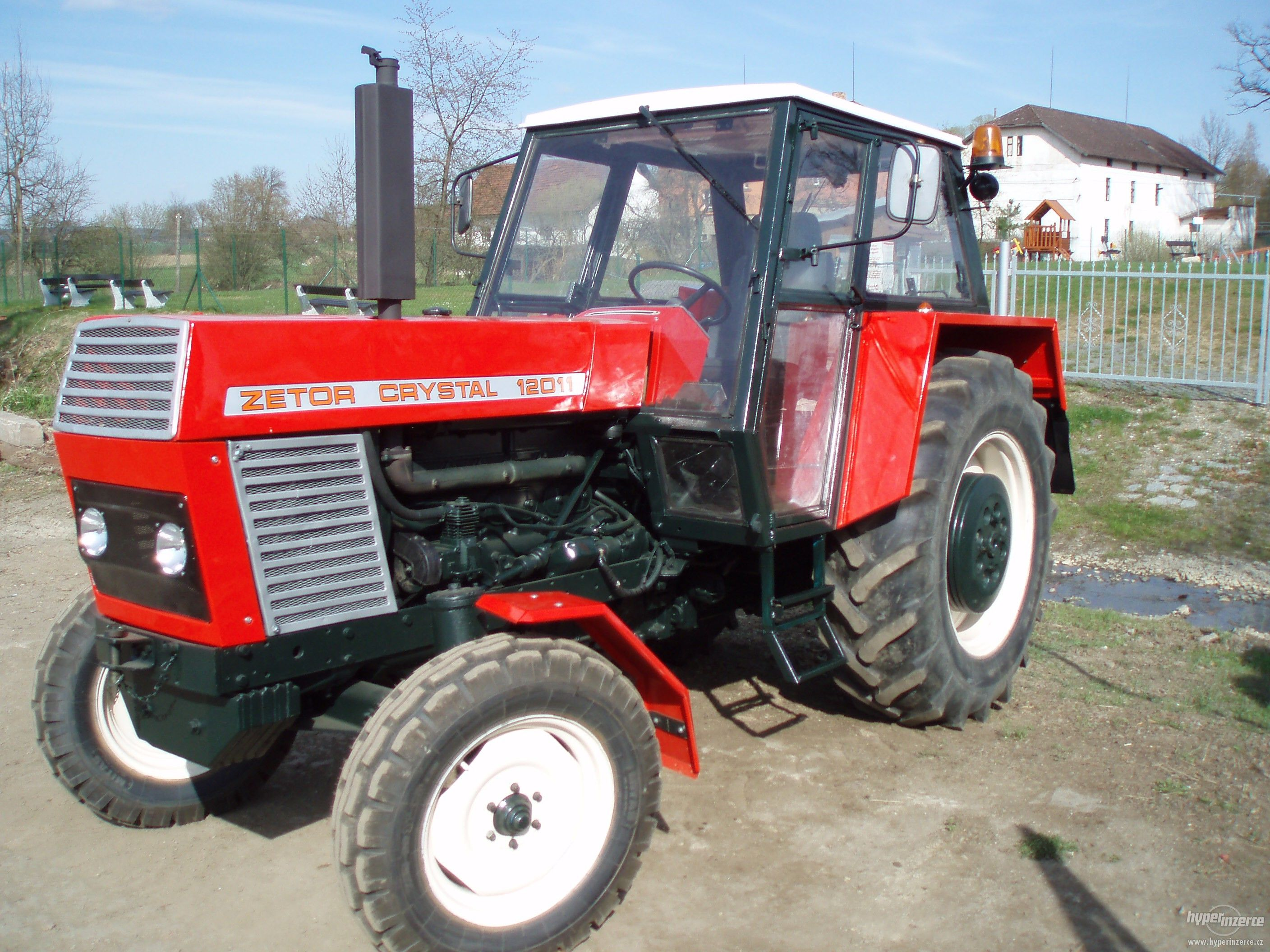 Zetor Crystal 12011 Agriculture, Farming, Tractor, Tractors, Horticulture