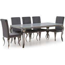 Dining groups & table groups -  Bowermans dining set with 6 chairs  - #Beadwork #dining #DiningSets #FuturisticFurniture #groups #HansWegner #LivingRoomSets #PeyotePatterns #SeedBeadTutorials #table #Upholstery
